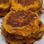 Galettes Carottes