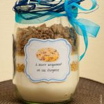 Cadeau gourmand : le kit à cookies