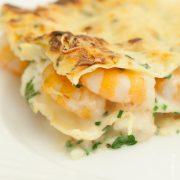 Lasagnes aux Crevettes | Cahier de gourmandises