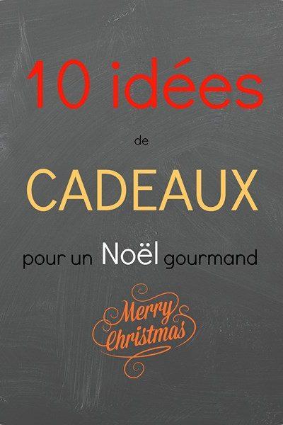 10 idées de cadeaux pour Noël