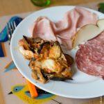 Un instant de cuisine italienne