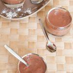 Crèmes dessert au chocolat (Ronde inter-blog #35)