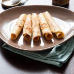 Crepes sucrees - Cahier de gourmandises