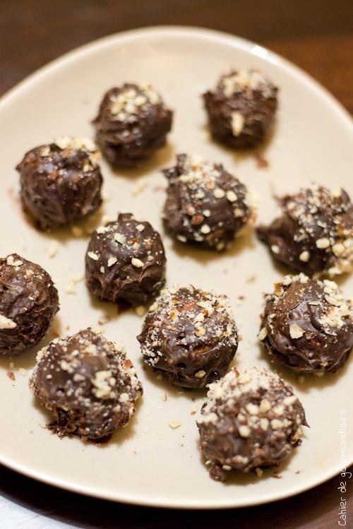 Ferreros Cahier de gourmandises