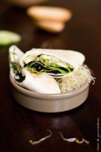 Green Wraps - Cahier de gourmandises