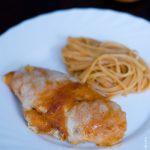 Poulet Pesto Rosso et Mozzarella
