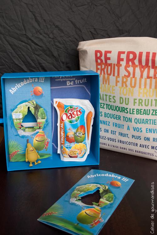 Ptt Oasis Tropical - Cahier de gourmandises