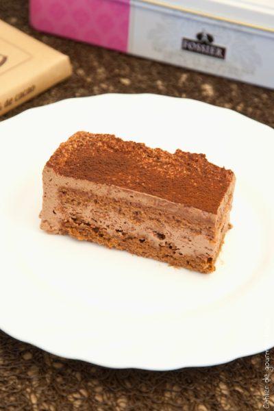 Le royal au chocolat, une pâtisserie de chef !