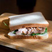 Sandwich Poulet Roquette