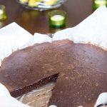 Tarte au chocolat de la cantinetta