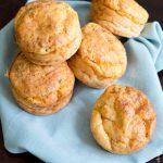 Muffins léger jambon mozzarella