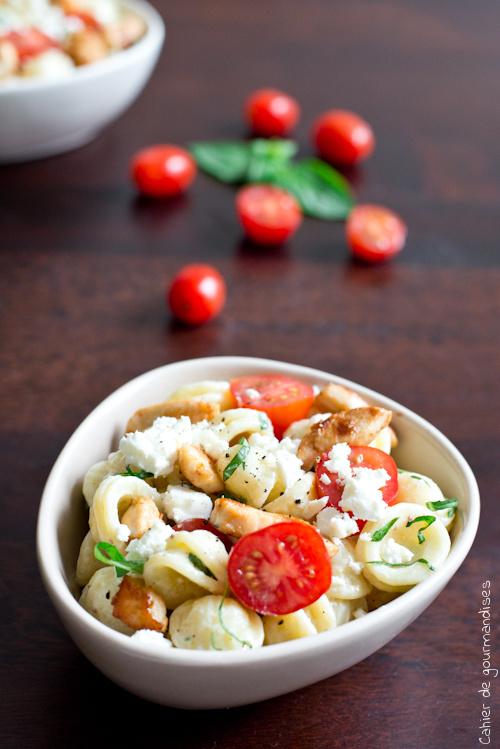 Pates Tomates Feta