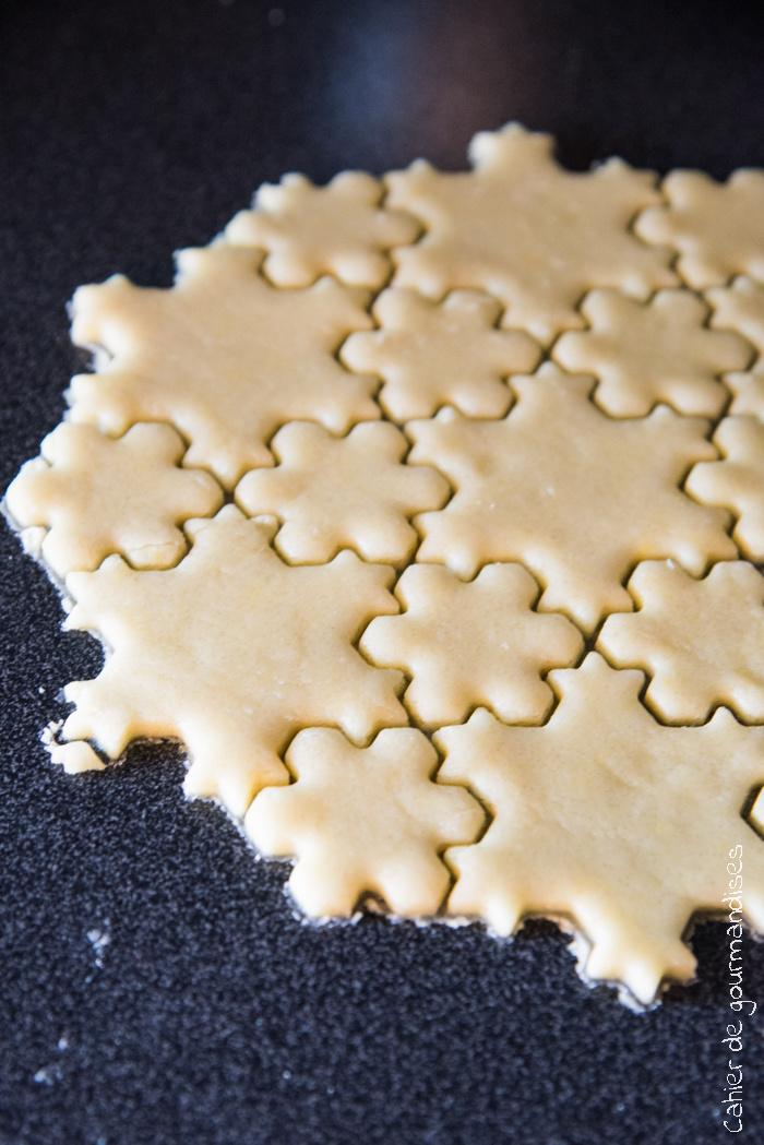 biscuits de Noël | Cahier de gourmandises