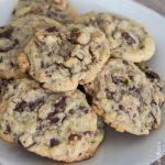 Cookies chocolat noix de macadamia