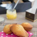 Madeleines gourmandes au miel aromatisé… A découvrir !!