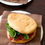 Sandwich focaccia