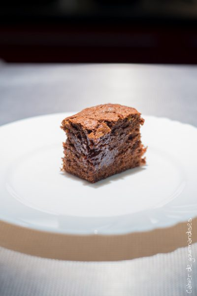 Brownies chocolat & pralin