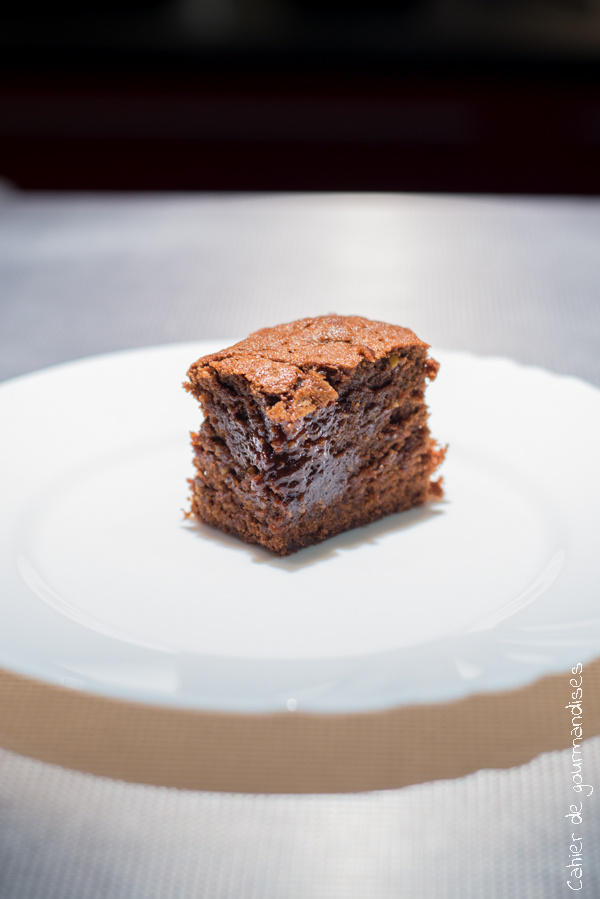 Brownies Chocolat Pralin