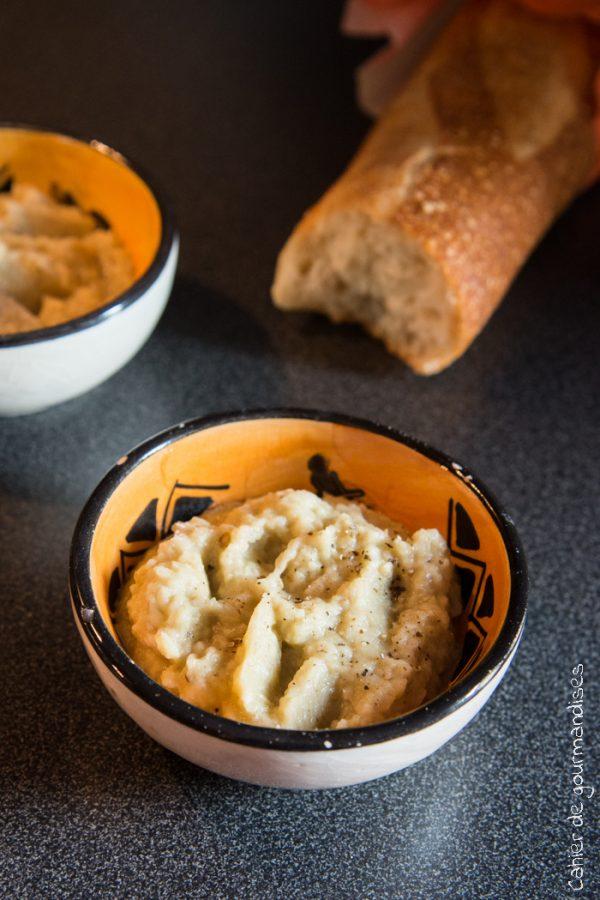 Caviar d'aubergines | Cahier de gourmandises