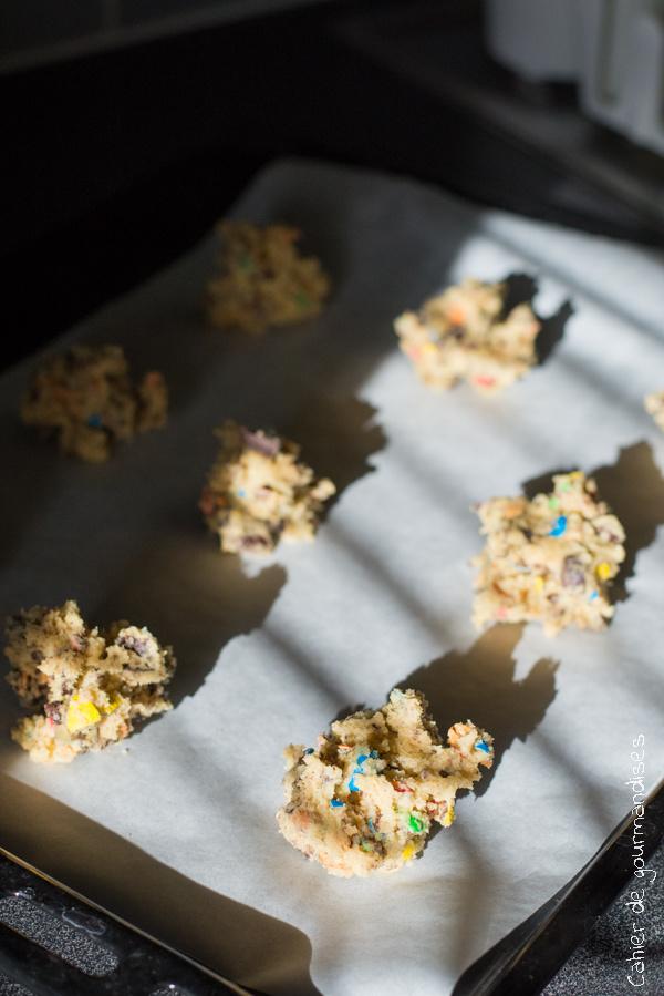 Cookies en préparation...