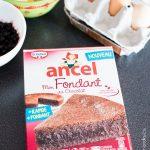 Fondant au chocolat Ancel | Cahier de gourmandises