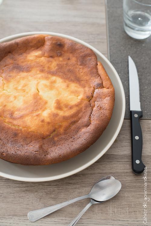 Gâteau léger amande