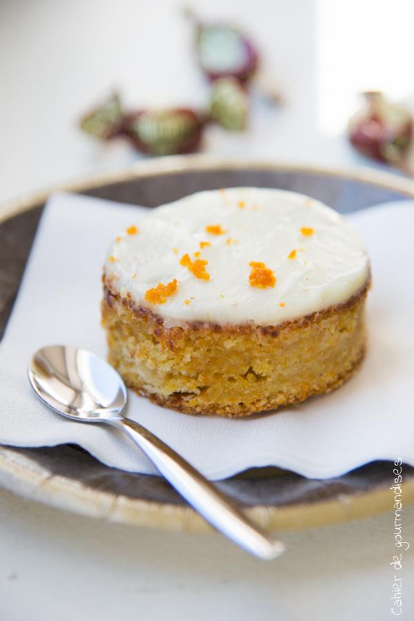 Halloween Butternut Cake | Cahier de gourmandises