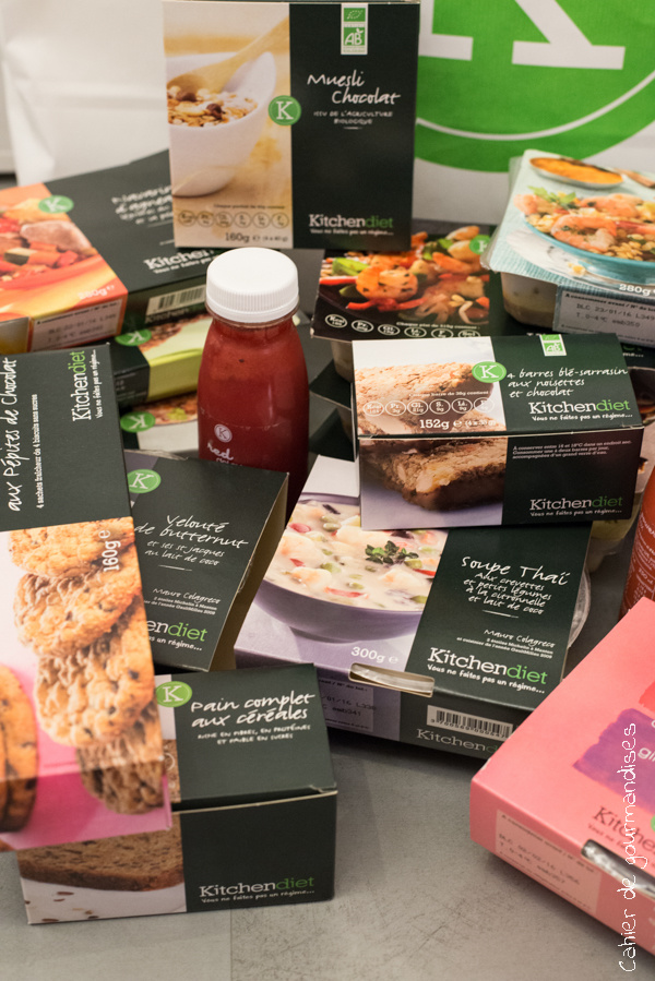 Kitchen Diet | Cahier de gourmandises