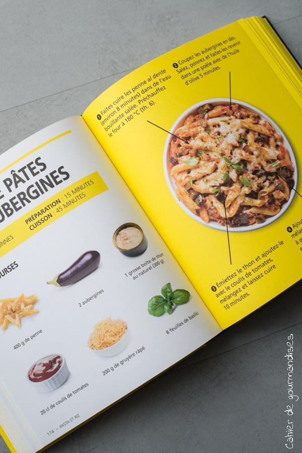 Cuisine pour les nullissimes | Cahier de gourmandises