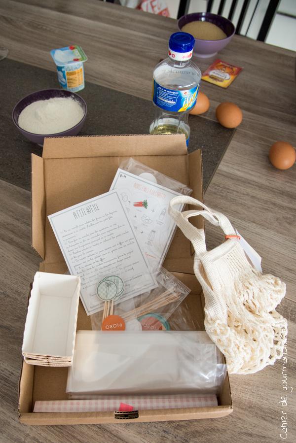 kit Carottes Pioro | Cahier de gourmandises
