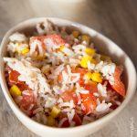 Salade de riz au thon (+Résultat Concours)