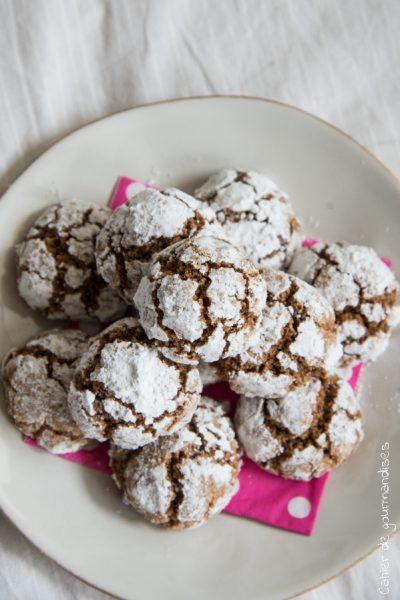Ghoribas noix de coco et cacao