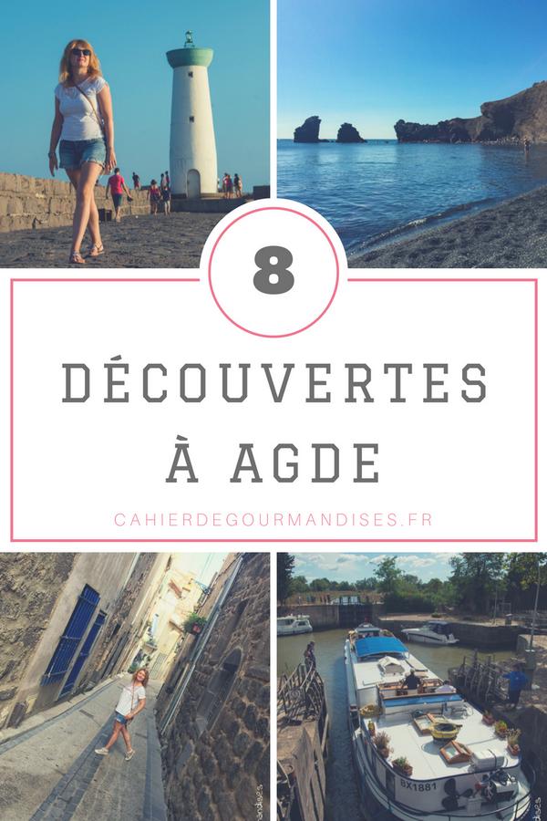 Vacances Agde 2017