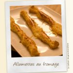 Allumettes au fromage