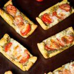 Barquettes italiennes (Un tour en cuisine n°164)