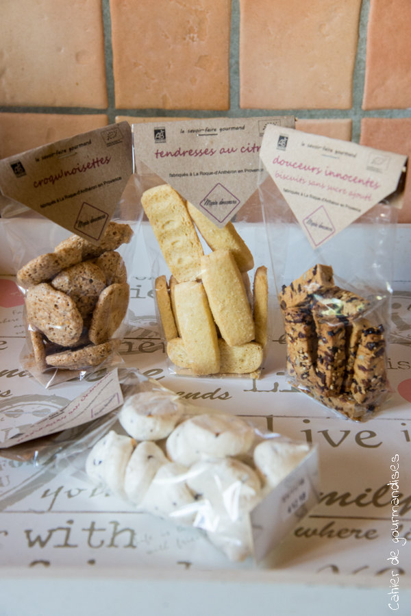 Marie biscuits | Cahier de gourmandises