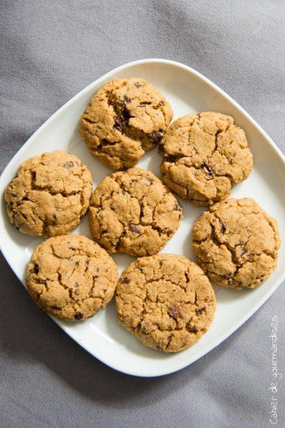 Biscuits chocolat Dakatine