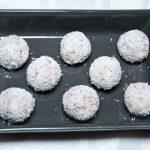 Gourmandises coco façon rocher