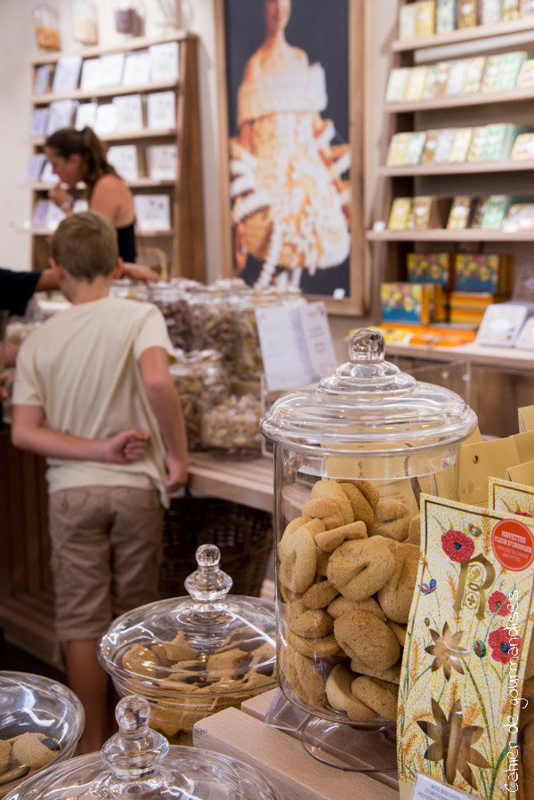 Boutique Calisson | Cahier de gourmandises