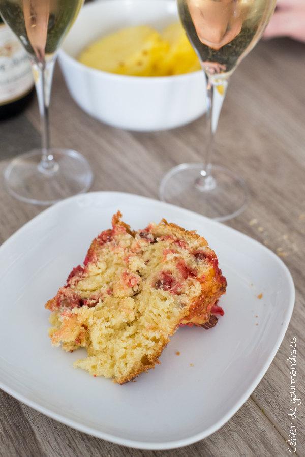Brioche aux pralines | Cahier de gourmandises