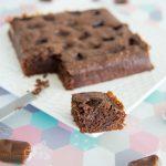 Brownies chocolat et caramel au beurre salé