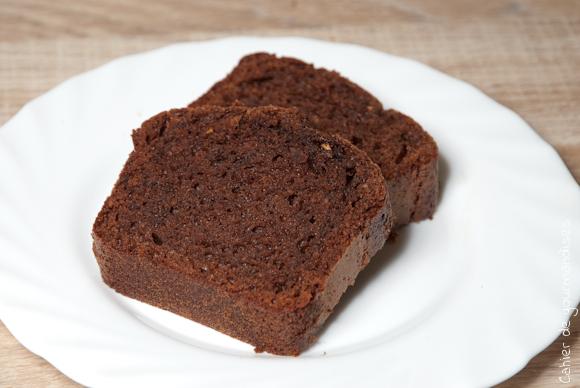 Cake Recette Facile Chocolat : Cake au chocolat Cahier de gourmandises