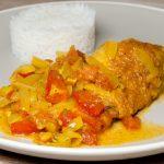 Cari poulet (recette créole)