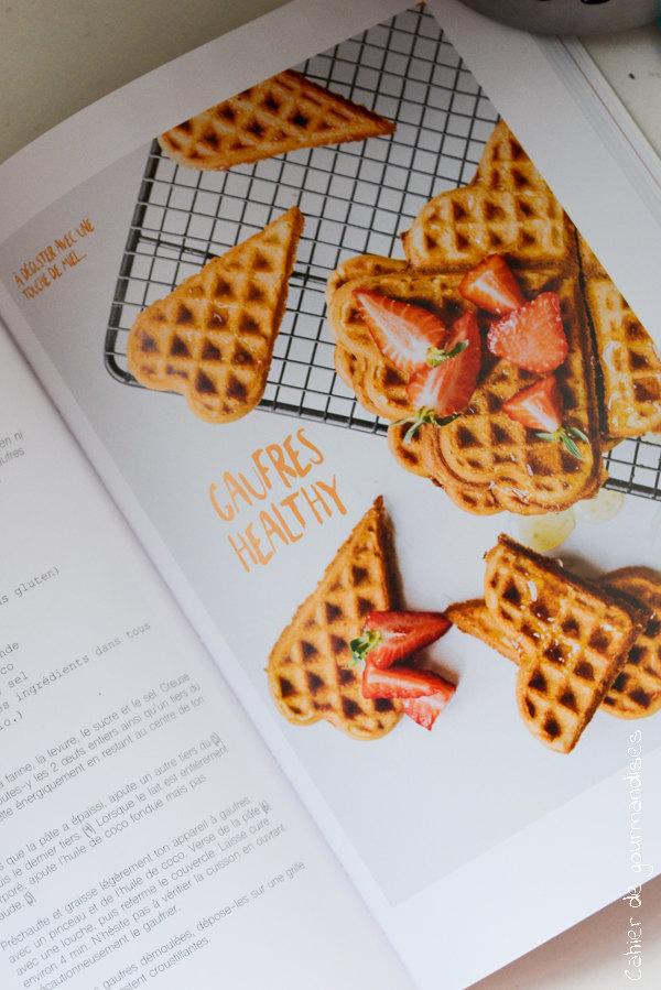 Le carnet de recettes qui déchire | Cahier de gourmandises