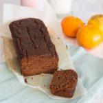 Gâteau chocolat & poire sans sucre ajouté