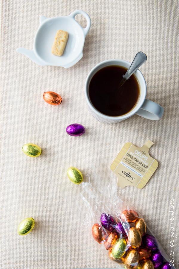 Thé Cacao Coffea | Cahier de gourmandises