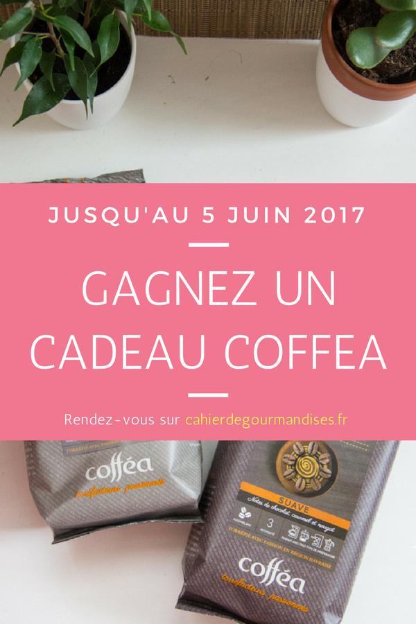 Gagnez un cadeau Coffea