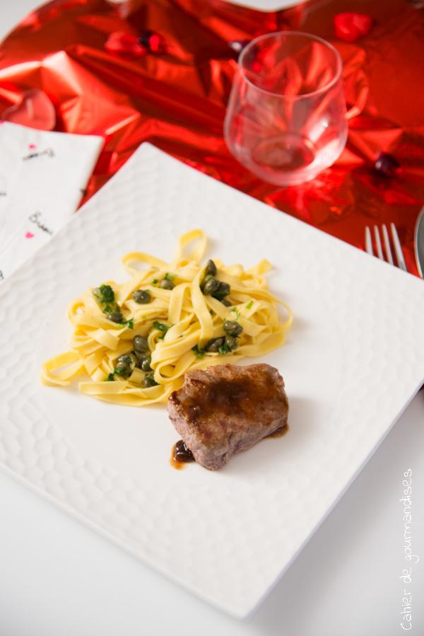 Cook Angels Grenadin de Veau   Cahier de gourmandises