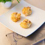 Cookies Saucisses Tomme | Cahier de gourmandises