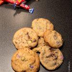 Cookies aux chuncks de chocolat & Smarties